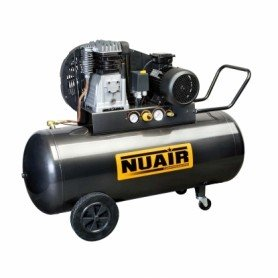 Compresor de pistón Nuair 3M/200 Tech 3cv 200L