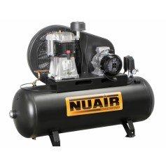 Compresor de pistón fijo Nuair NB5 5,5cv 270L