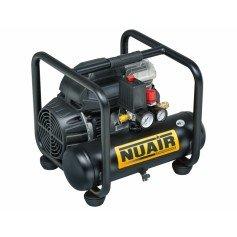 Compresor de pistón Nuair Sil-Air 1,5cv 6L silence