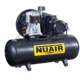Compresor de pistón fijo Nuair NB5 5,5cv 270L 15 bar