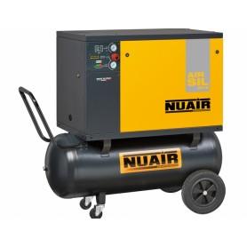 Compresor pistón insonorizado Nuair monofásico 3cv 100L