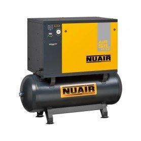 Compresor pistón insonorizado Nuair trifásico 5,5cv 270L