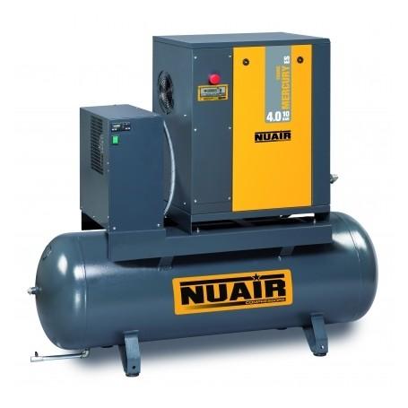 Compresor de tornillo Nuair Mercury Tronic 5,5cv 200L