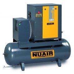 Compresor de tornillo Nuair Mercury Tronic 7,5cv 270L