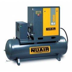 Compresor de tornillo Nuair Sirio 10cv 500L