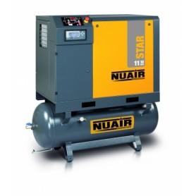 Compresor de tornillo Nuair Star 10cv 270L