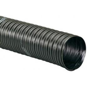 Tubo aspiración neopreno fibra de vidrio doble capa