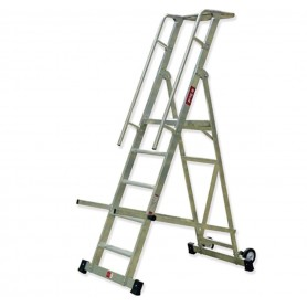 Escalera de almacén plegable ALX-PL Scal