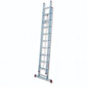 Escalera doble extensión a cuerda Scal