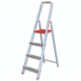 Escalera profesional T-plus con arco de seguridad Scal