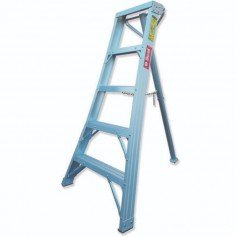 Escalera trípode agrícola aluminio Scal
