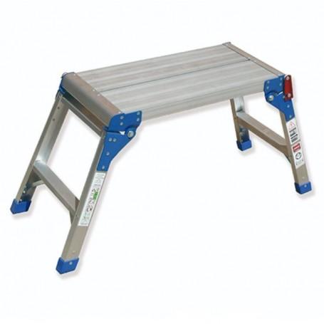 Escalera plataforma ligera aluminio Scal