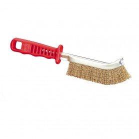 Cepillo mango plástico universal hilo latonado 0,35 Jaz