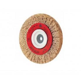 Cepillo circular de alambre cableado Jaz