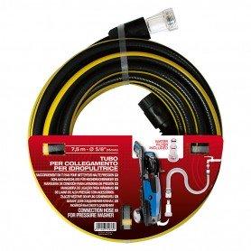Manguera Fitt alimentación hidrolimpiadora con filtro (kit)