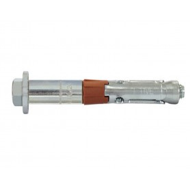 Anclaje metálico con tornillo 8.8 alto rendimiento CE-1
