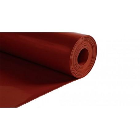 Goma natural con SBR válvulas roja