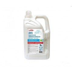 Bote gel hidroalcohol 5 Litros