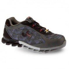 Zapato J'Hayber bolt gris negro