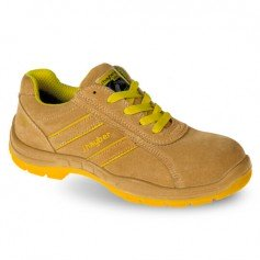 Zapato de seguridad J'Hayber Goal Camel
