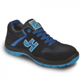 Zapato de seguridad J'Hayber style marino azul
