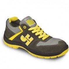 Zapato de seguridad J'Hayber style amarillo