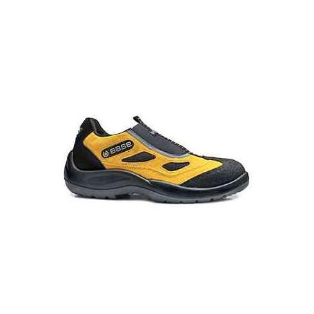 Zapato de seguridad Base Four Holes S1 SRC