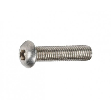 Tornillo allen DIN-7380 inoxidable