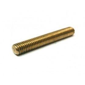Varilla roscada DIN-975 latón