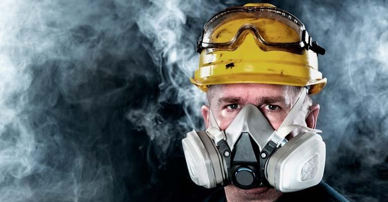 Qué son las mascarillas de protección respiratoria FFP