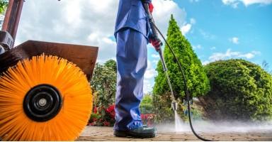 Cómo limpiar máquinas y herramientas industriales