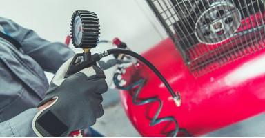 Cómo realizar el mantenimiento de un compresor de aire
