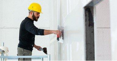 Cómo quitar el gotelé de una pared