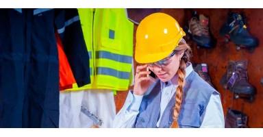 Asegúrate a ti y a tus trabajadores con el material de protección laboral de Entaban