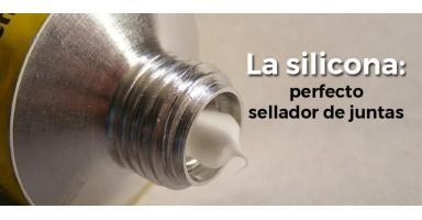 La silicona: Perfecto sellador de juntas