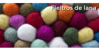 Te contamos las múltiples aplicaciones de los fieltros de lana