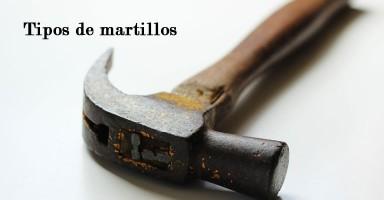 Tipos de martillos según su uso