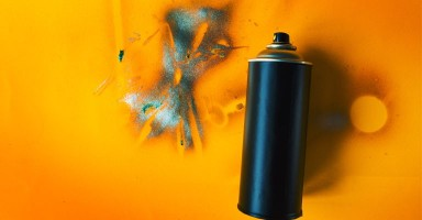 Trucos sencillos para pintar con un spray