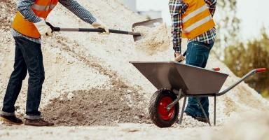 Tanquetas y otras herramientas para transportar mercancía pesada