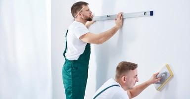 Cómo sellar los huecos de la pared de forma profesional y rápida