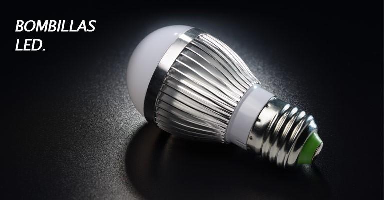 Ventajas de comprar bombillas LED para zonas interiores o exteriores