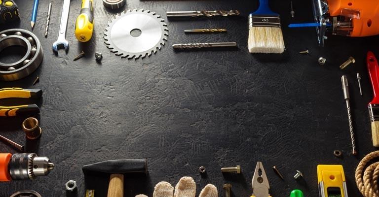 El surtido más completo de herramientas y máquinas eléctricas portátiles para trabajar