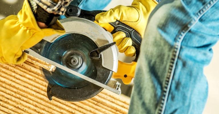 Tipos de herramientas para trabajar con madera